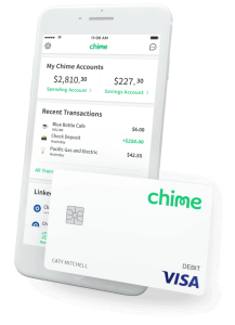Chime Mobile Card