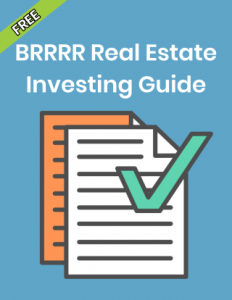 Free BRRRR Real Estate Investment Guide Phone