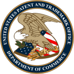 Seal of the United States Patent and Trademark Office Phone